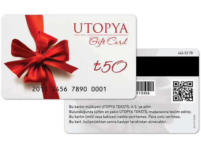 Loyalty and Gift Cards